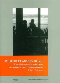 Goodtastepolice.fr Milieux et modes de vie - A propos des relations entre environnement et comportement Image