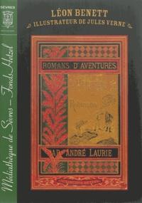 Robert Soubret - Léon Benett, illustrateur de Jules Verne.