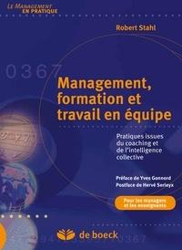 Yves Gonnord - Management formation et travail en équipe - Pratiques issues du coaching et de l'intelligence collective.