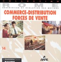 Robert Stéphan et Claude Chabot - Commerce-distribution, forces de vente.