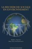 Robert Tessier et Jean-Guy Vaillancourt - La recherche sociale en environnement - Nouveaux paradigmes.