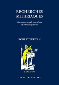 Recherches mithriaques - Quarante ans de questions et dinvestigations.pdf