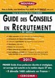 Robert Ulman - Guide des conseils en recrutement 2012.