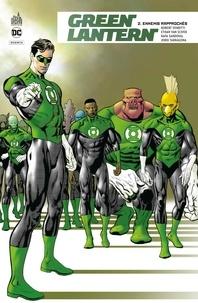 Robert Venditti et Ethan Van Sciver - Green Lantern Rebirth Tome 2 : Ennemis rapprochés.
