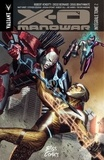 Robert Venditti et Matt Kindt - Intégrale Tome 2 : Armor Hunters - Intégrale - Armor Hunters.