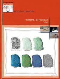 Robert Vergnieux et Caroline Delevoie - Virtual Retrospect 2013 - Actes du colloque de Pessac (France) 27-28-29 novembre 2013.