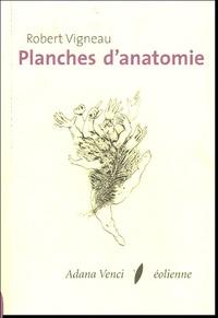 Robert Vigneau - Planches d'anatomie.