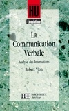 Robert Vion - La Communication verbale.
