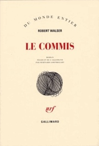 Robert Walser - Le Commis.