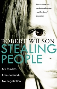 Robert Wilson - Stealing People.