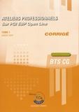 Robert Wipf - Ateliers professionnels sur PGI EBP Open Line - Corrigé Tome 1. 1 Cédérom
