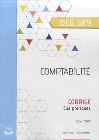 Robert Wipf - Comptabilité DCG 9 - Corrigé, cas pratique.
