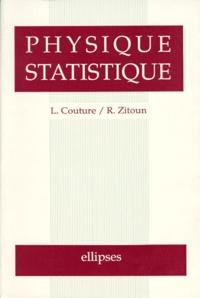 Physique statistique - Robert Zitoun   Showmesound.org