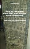 Roberta Rubino - Dans les engrenages d'une ONG internationale de développement - Gouverner les ingouvernables.