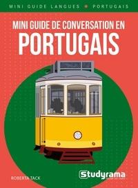 Roberta Tack - Mini guide de conversation en portugais.