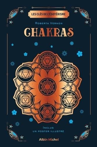 Chakras. Avec 1 poster illustré