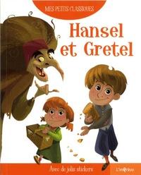 Roberta Zilio et Max Narciso - Hansel et Gretel.
