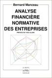 Roberte Manceau - Analyse financière normative des entreprises.
