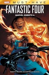 Roberto Aguirre-Sacasa et Steve McNiven - Marvel Knights Tome 4 : Fantastic Four.