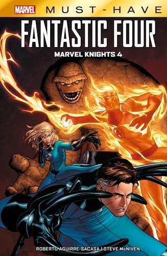 Marvel Must-Have - 9782809496550 - 9,99 €
