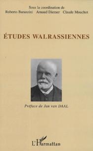 Roberto Baranzini et Arnaud Diemer - Etudes Walrassiennes.