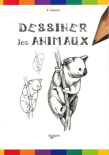 Roberto Fabbretti - Dessiner les animaux.
