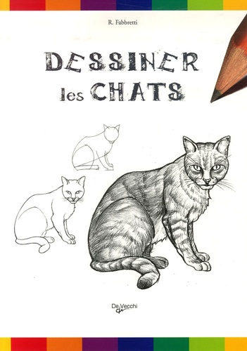 Roberto Fabbretti - Dessiner les chats.