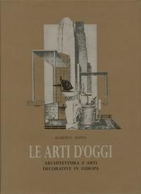 Deedr.fr Le Arti d'Oggi - Architettura e arti decorative in Europa. Edition en Italien Image