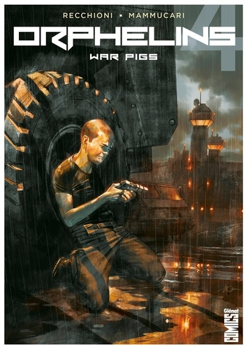 Orphelins Tome 4 War pigs