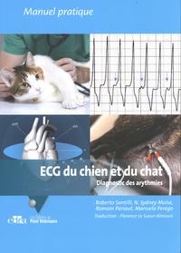 Roberto Santilli et Sydney Moïse - ECG du chien et du chat : diagnostic des arythmies.