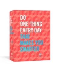 Robie Rogge - Do One Thing Every Day That Makes You Smarter.
