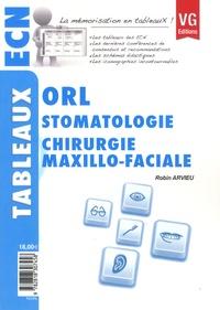 Robin Arvieu - ORL, Stomatologie, Chirurgie maxillo-faciale.