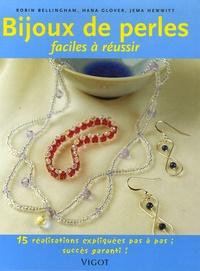 Histoiresdenlire.be Bijoux de perles faciles à réussir - 15 Réalisation pas à pas, succès garanti Image