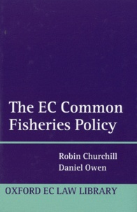 Deedr.fr EC Common Fisheries Policy : Law and Practice Image