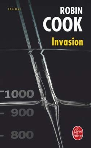 Robin Cook - Invasion.
