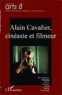 Robin Dereux - Alain Cavalier, cinéaste et filmeur - Journée d'étude du 27 mars 2012.