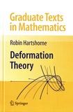 Robin Hartshorne - Deformation Theory.