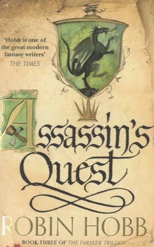 Robin Hobb - Assassin's Quest.