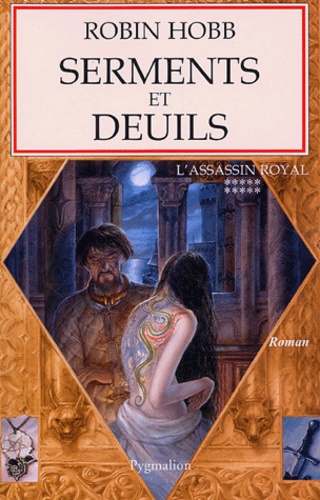 L'Assassin royal Tome 10 Serments et deuils
