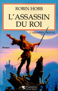 Robin Hobb - L'Assassin royal Tome 2 : L'assassin du roi.