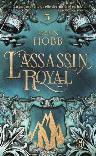 L'Assassin royal Tome 5 La voie magique