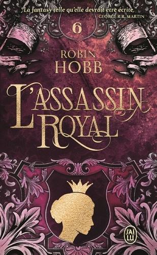 L'Assassin royal Tome 6 La reine solitaire