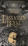 Robin Hobb - L'Assassin royal Tome 7 : Le prophète blanc.
