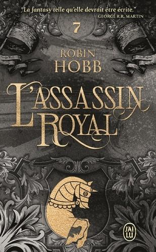 L'Assassin royal Tome 7 Le prophète blanc