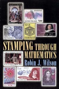 Robin-J Wilson - Stemping through mathematics.
