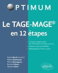 Robin Morth - Le TAGE-MAGE en 12 étapes.