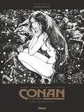 Robin Recht - Conan le Cimmérien  : La Fille du géant du gel - Edition spéciale noir & blanc.