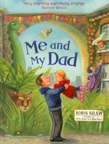 Robin Shaw - Me and My Dad.