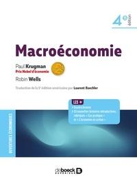 Robin Wells et Paul Krugman - Macroéconomie.