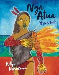 Robyn Kahukiwa - Ngā Atua: Māori Gods.